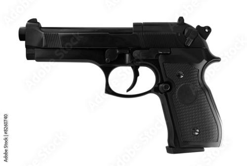 Photo Black gun