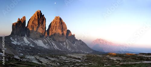 Photo  Panoramica - Tre Cime di Lavaredo
