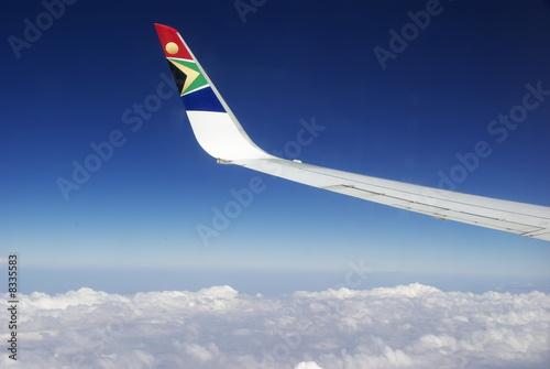 Poster Afrique du Sud Destination Johannesburg