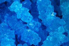 Blue Rock Candy
