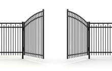 3d Metall Gate