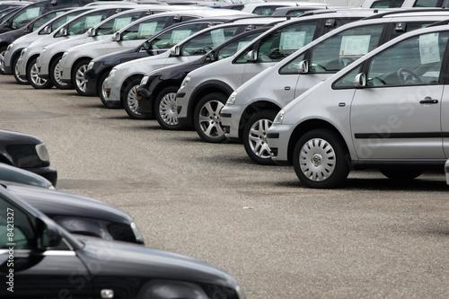 Photo  symbolbild für gebrauchtwagenmarkt