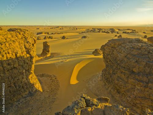 Wall Murals Algeria Wüste