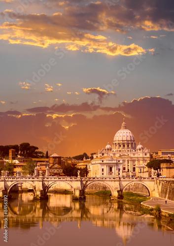 Foto op Aluminium Rome Vatican