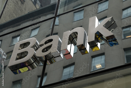 Fotografia  the bank