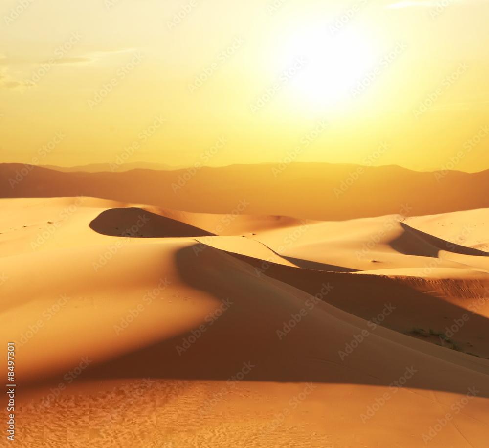 Fototapeta Dunes