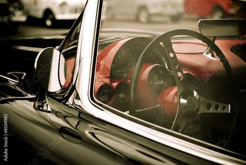 Vintage voitures Chevrolet Corvette C1