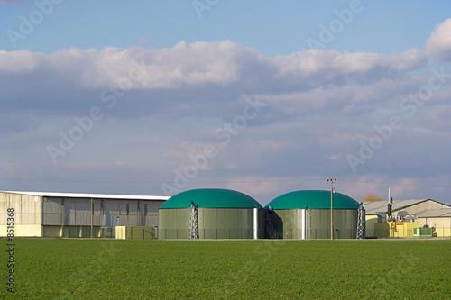 Photo Biogas plant 01