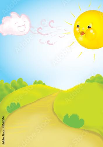 Foto-Plissee - kids illustration 16 (von Studio Raster)