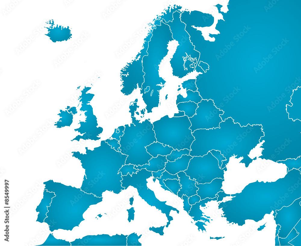 Fototapety, obrazy: europa