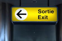 Aéroport - Sortie #1