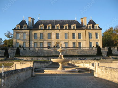 Photo chateau d'auvers sur oise