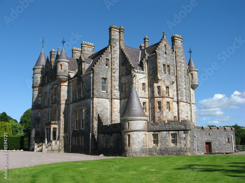 Photo  château irlandais