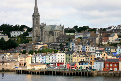 Photo  port de cork (irlande)