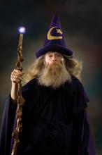 Wizard Portrait