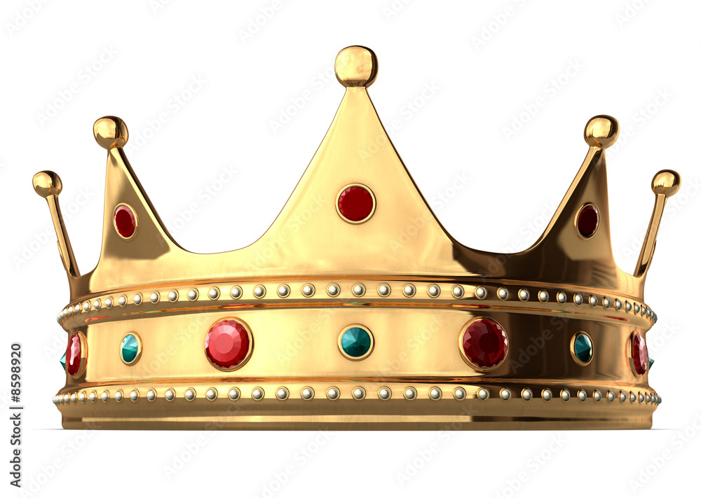 Fototapeta King's Crown