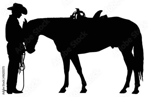 Fototapeta Cowboy obraz