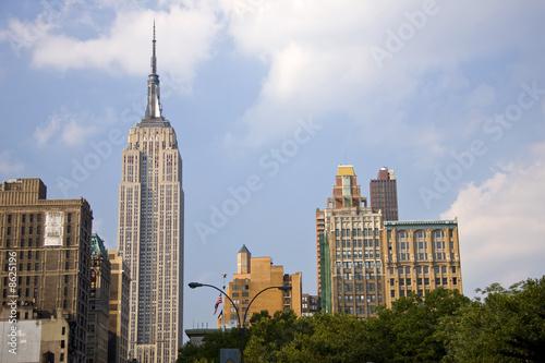 Fotografía Empire state building
