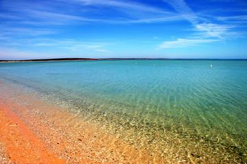 Plaža Monkey Mia, zapadna Australija