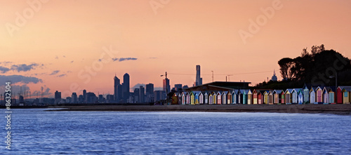 Melbourne from Brighton