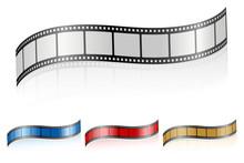 Wavy Film Strip 3