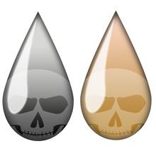 Oil Death Drop