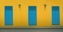 Old Havana Facade
