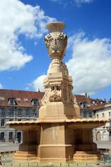 Fototapeta na wymiar fontaine