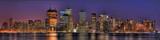 Fototapeta Nowy Jork - Lower Manhattan in HDR