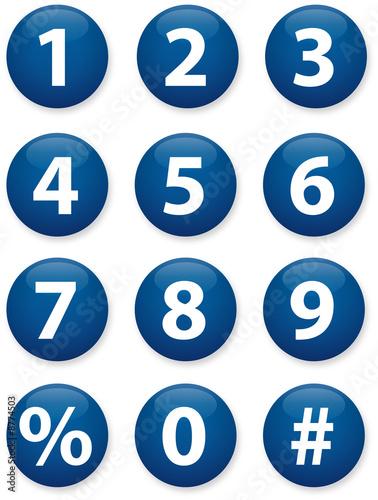 Fotografía  Numbers