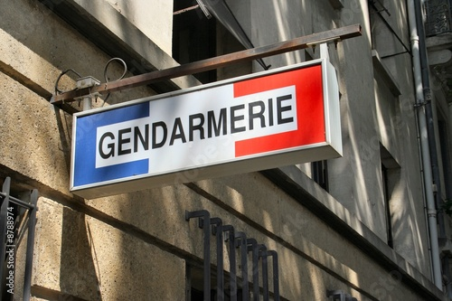 Cuadros en Lienzo Gendarmerie