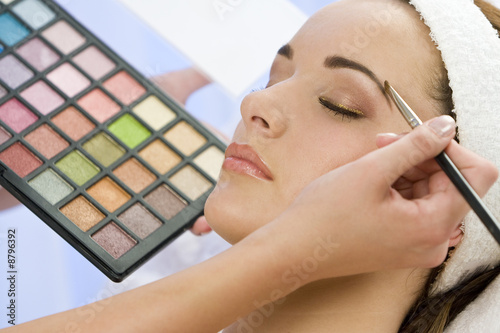 Photo  Beautiful Make Up