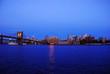 Evening New York City