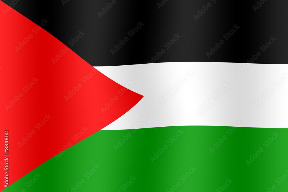 Fotografia Drapeau de Palestine