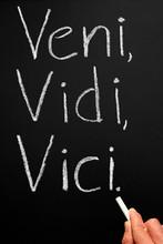 Veni, Vidi, Vici (I Came, I Sa...