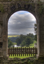 Bolton Abbey View