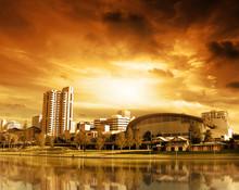 City Of Adelaide - River Torrens