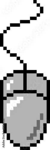 Photo sur Toile Pixel Web mouse cursor graphic, editable vector EPS
