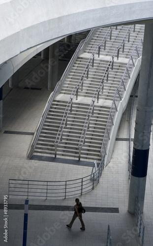 Photo  Modern Stairs