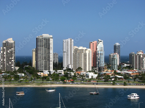 Main Beach, Gold Coast, Australia © Gold Coast Girl