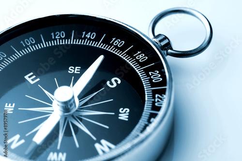 Kompas Fototapeta