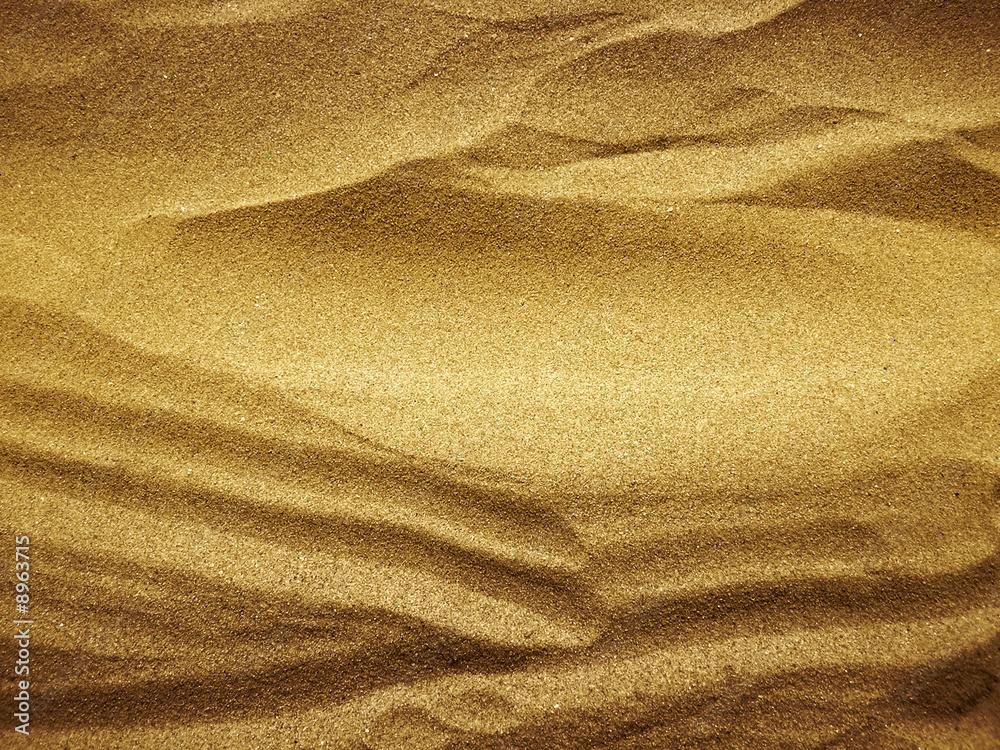 Fototapeta sable doré