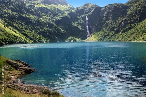 Obraz na płótnie lac d'oo