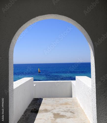 Deurstickers Tunesië tunisia