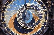 Old Prague Astronomical Clock.