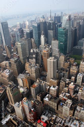 La ciudad de Nueva York de dia