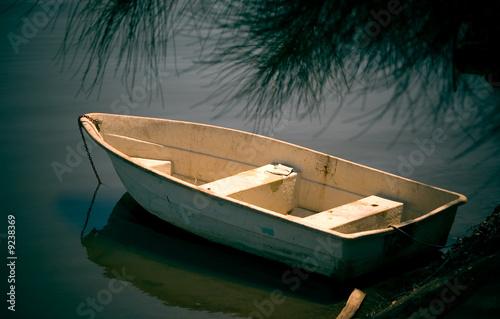 Old rowboat Fototapeta