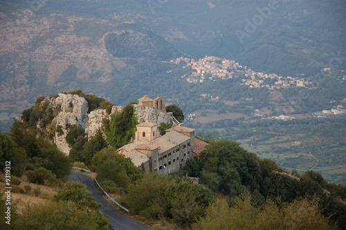 Fotografiet  Santuario della Mentorella