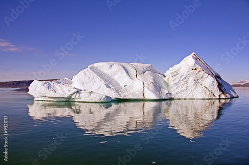 Fotografie, Obraz  Reflecting Iceberg