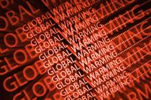 Global Warming - Orange